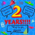 Two Years of Sobriety:  A Reflection